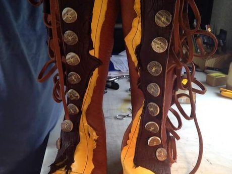 Hand-made Design-your-own Boots