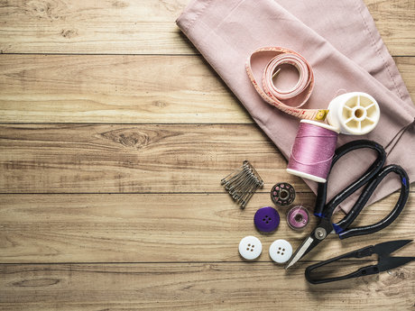 Sewing, mending, alterations