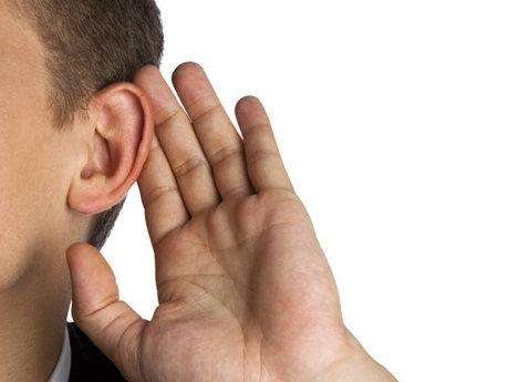 I'll just listen