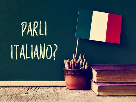 İtalyanca başlangıç eğitimi