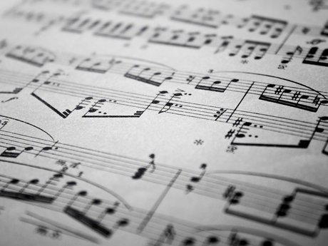 Sheet music editing  & consultation