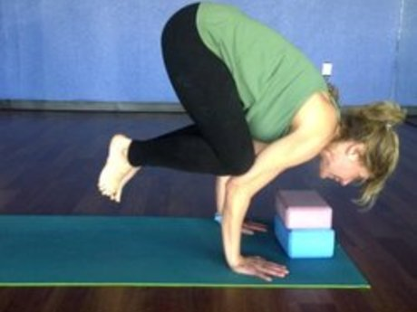 One hour private yoga or group yoga