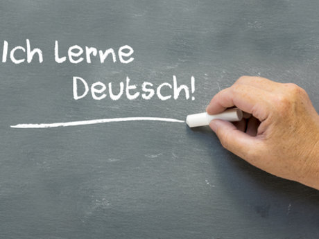 Give a German lesson.