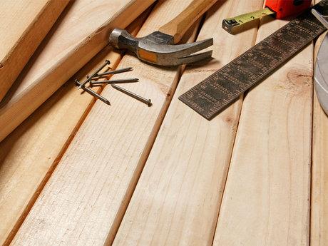 Carpentry and handyman work