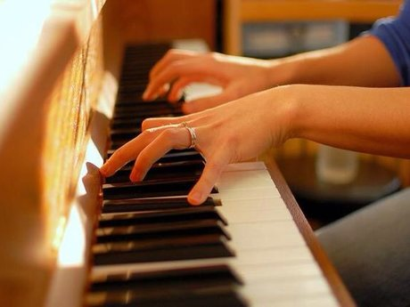 30-Minute piano lesson