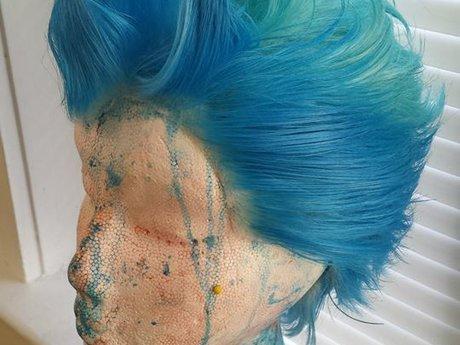 Cosplay Wig Help