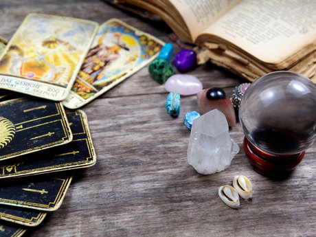 Virtual Tarot Reading