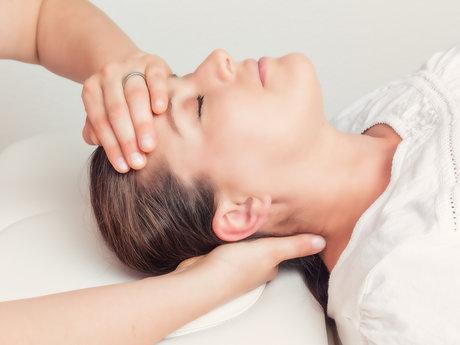 60min Craniosacral Therapy
