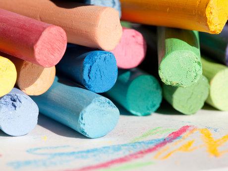 Art lessons - pastels