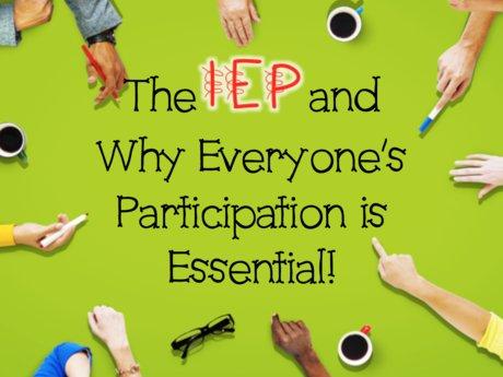 IEP Assistance