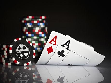 Poker instructor.