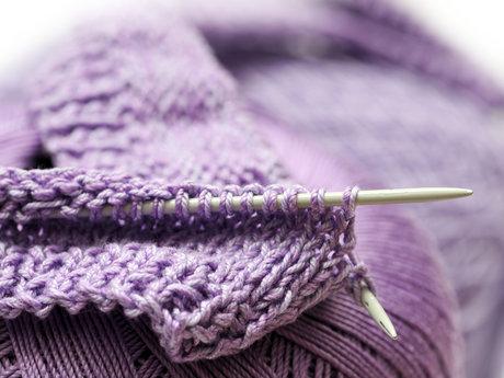 1 Knit Scarf