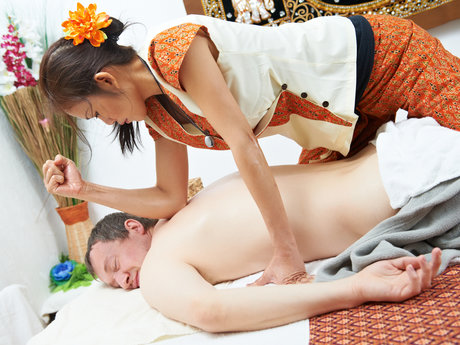 60 Minute Thai Massage
