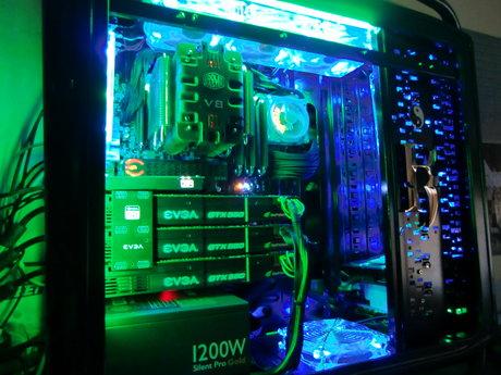 Computer/PC Building