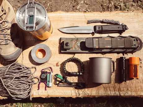 Wildernesss prep and survival