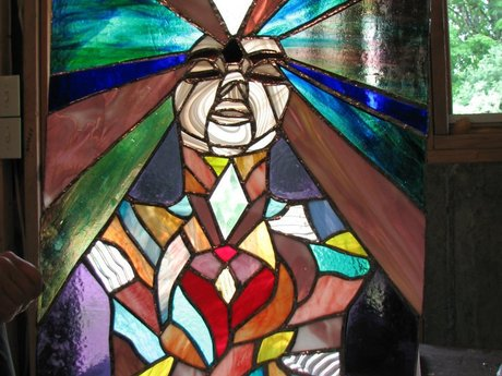 Learn how to Create Stained Glass