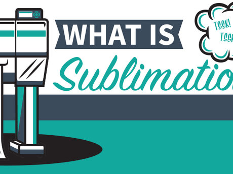 Sublimation Advice