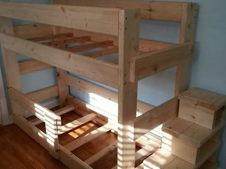 Bunk beds , lofts , custom beds