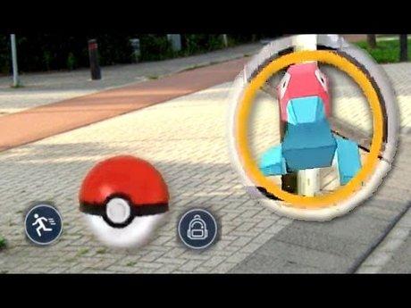 Pokemon Go Partner