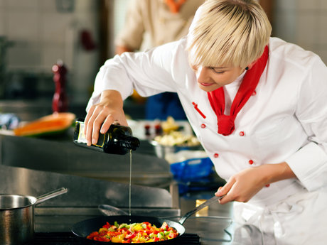 Passionate cook