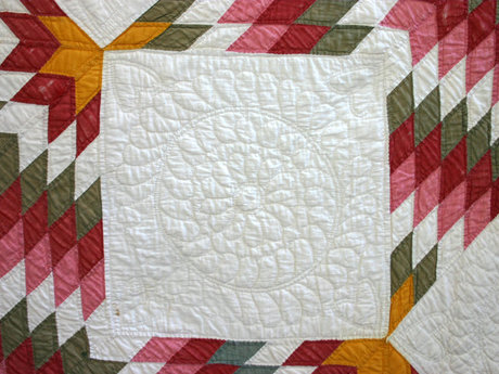 Quilting, crafting, baking
