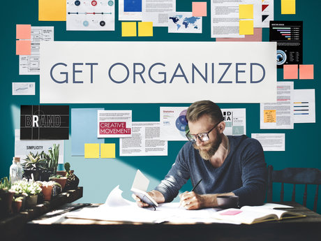30 minute organization crash course