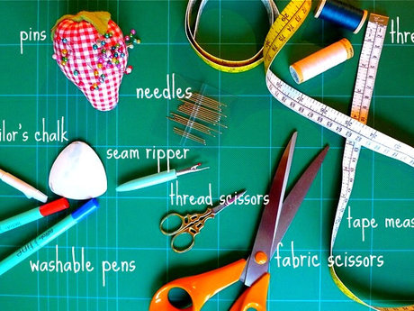 Sew Basic: Learn to Repair