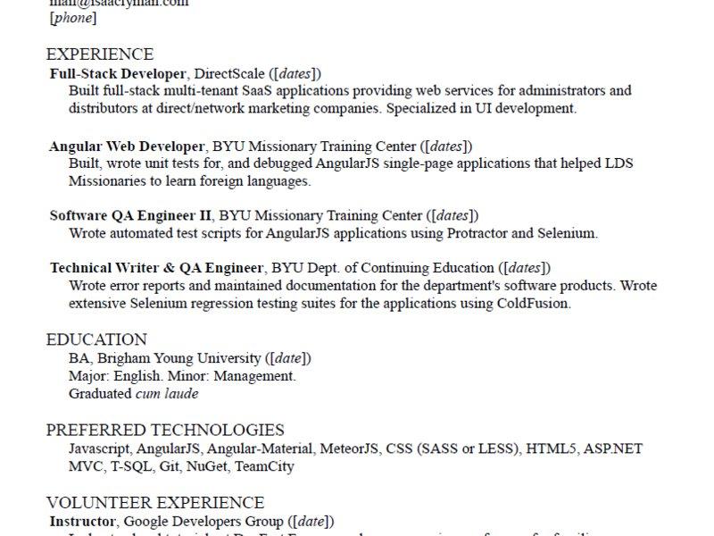 Resume Editing Isaac Lyman Simbi