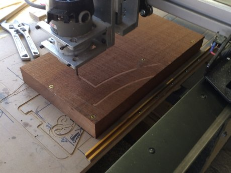 CNC woodworking projects