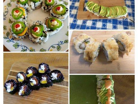 Personal Sushi Making Class
