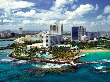 Puerto Rico travel plan
