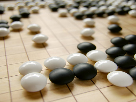 A Game of Go