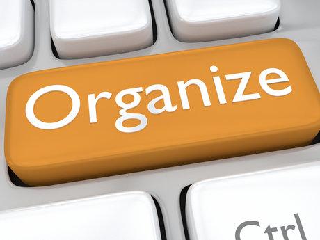 Organization Help!