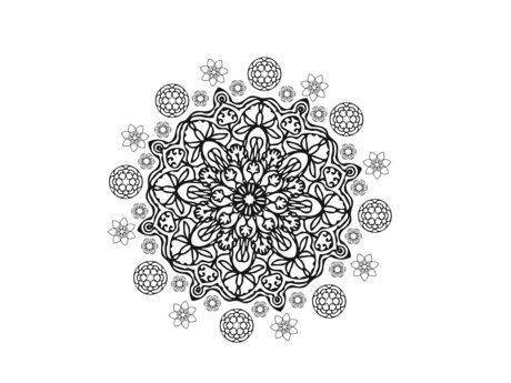 Doodle a Mandala