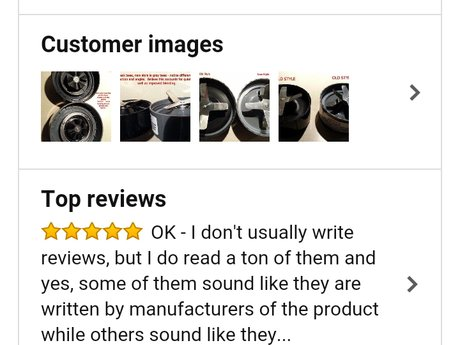 Product Reviewing