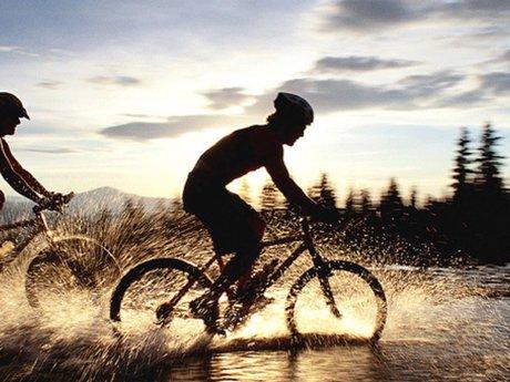 Bike riding lessons