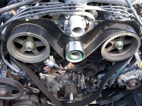 Automotive work
