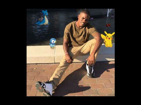 Will photoshop pokemon on your pic