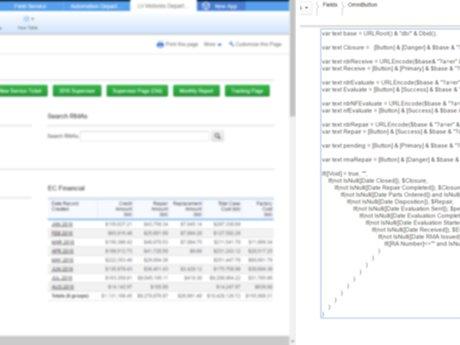 QuickBase Designer/Admin