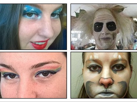 Theater Makeup Lessons