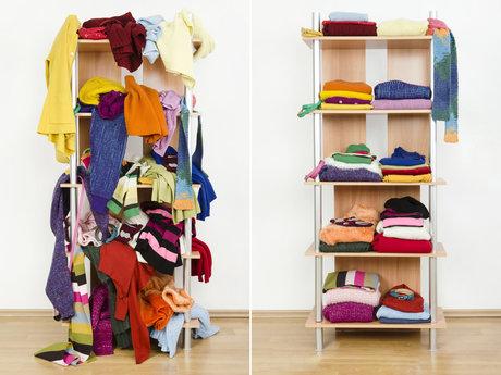 Organize you closet!