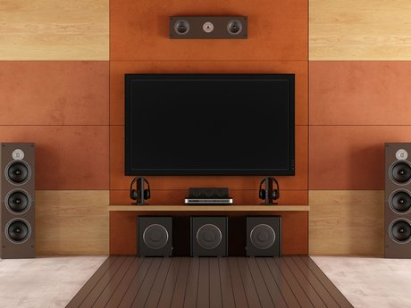Home A/V Install and Consultation