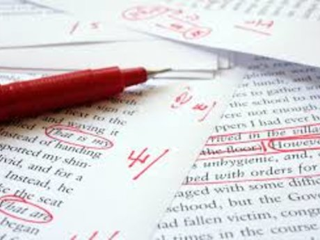 Paper/Essay proofreading