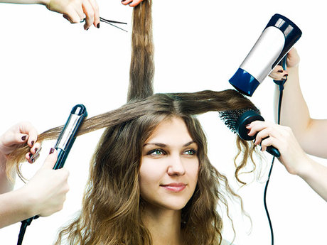 Hairaffair full service salon