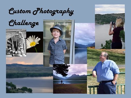 Custom Photography Challenges