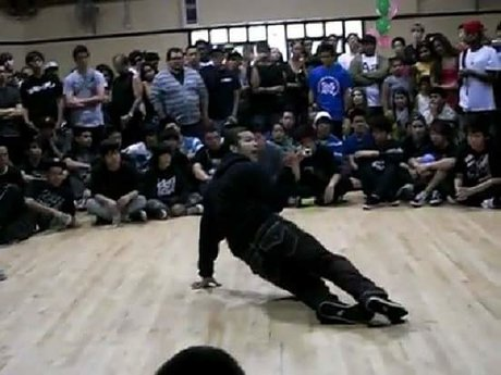 Breakdance Instructor