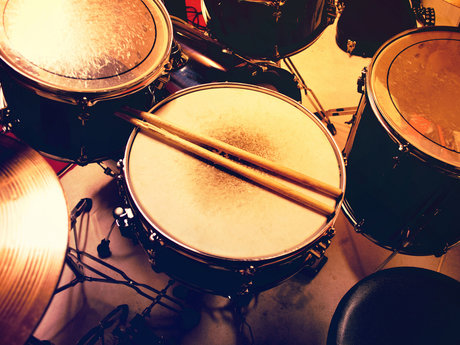 Drum lessons (Basic)