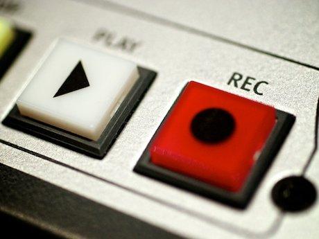 Basic music recording