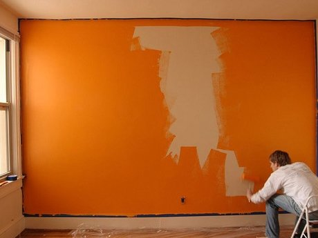 Paint one room in your house