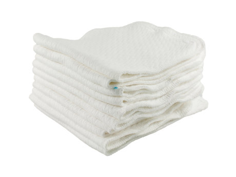 One set of cloth wipes/paper towels